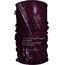 HAD Printed sjaal rood/violet